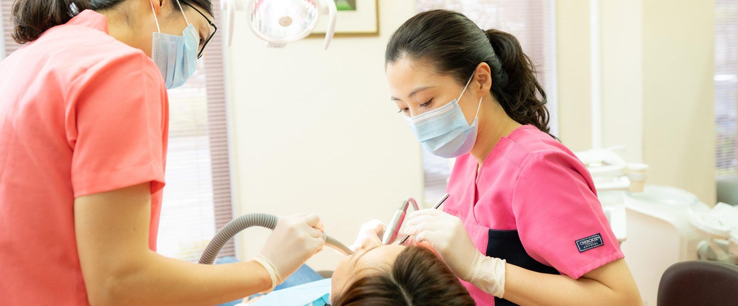 削らない治療|仙台市青葉区でなるべく歯を残す歯医者